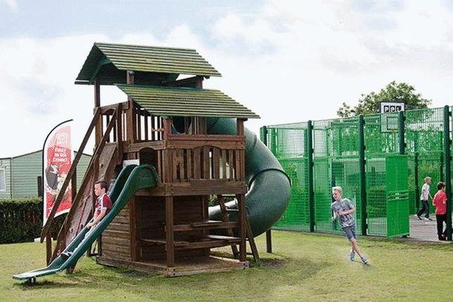 Play Area of Ocean Edge Holiday Park, Heysham LA3