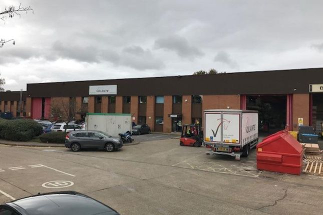 Thumbnail Industrial to let in Units 3 & 4, Fairfield Trade Park, Villiers Road, Kingston-Upon-Thames, Surrey
