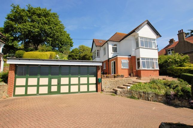 Thumbnail Detached house for sale in North Road, Hythe