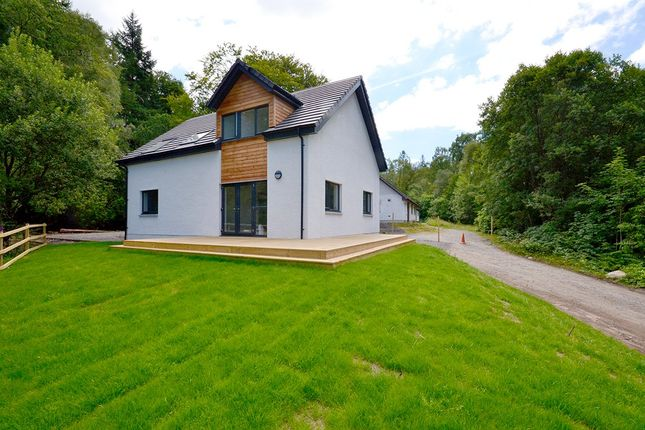Thumbnail Detached house for sale in Old Saw Mill, Barcaldine, Oban