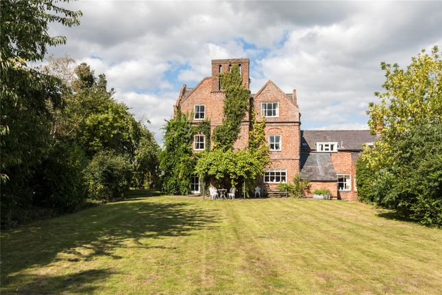 Thumbnail Detached house for sale in Stretton, Tilston, Malpas, Cheshire