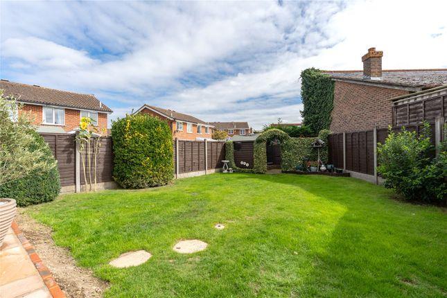 Rear Garden of Finglesham Court, Maidstone, Kent ME15