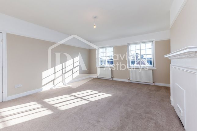 Thumbnail Flat to rent in Fortis Green, Muswell Hill, London