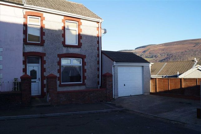 Thumbnail End terrace house for sale in Beadon Street, Mountain Ash