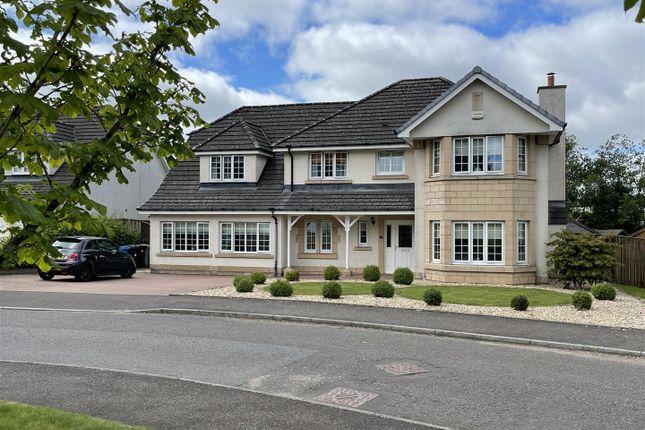 Thumbnail Detached house for sale in Torrance Avenue, East Kilbride, Glasgow