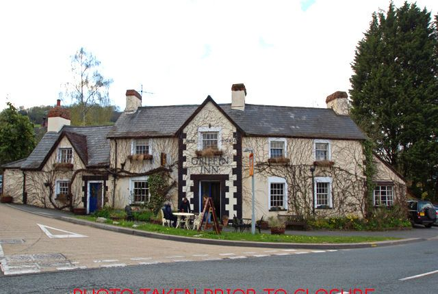 Thumbnail Pub/bar to let in Llyswen, Brecon