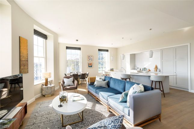 4 bed flat for sale in 4 Hope House, Lansdown Road, Bath BA1