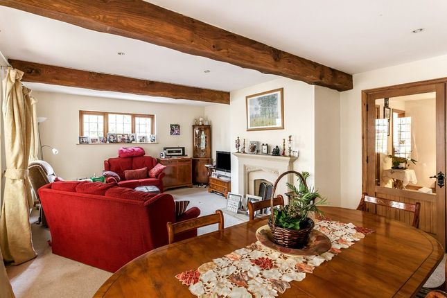 Thumbnail Detached bungalow for sale in Fairfax Close, Oxted