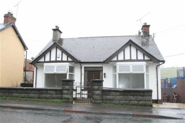Thumbnail Detached bungalow to rent in Lisburn Road, Ballynahinch