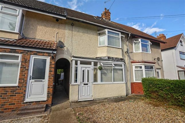 Thumbnail Terraced house for sale in The Paddock, Hull