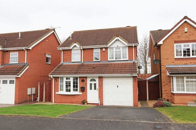 Thumbnail Detached house to rent in 17 Bloomsbury Court, Donnington, Telford