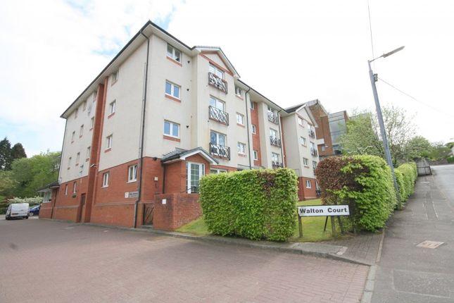 25 Walton Court, Maryville Avenue, Giffnock, Glasgow G46