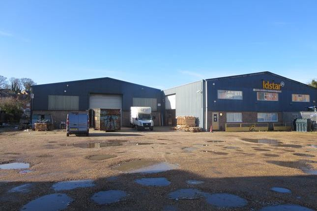 Thumbnail Light industrial to let in Former Goldstar Fabrications, Haven Road, Colchester, Essex