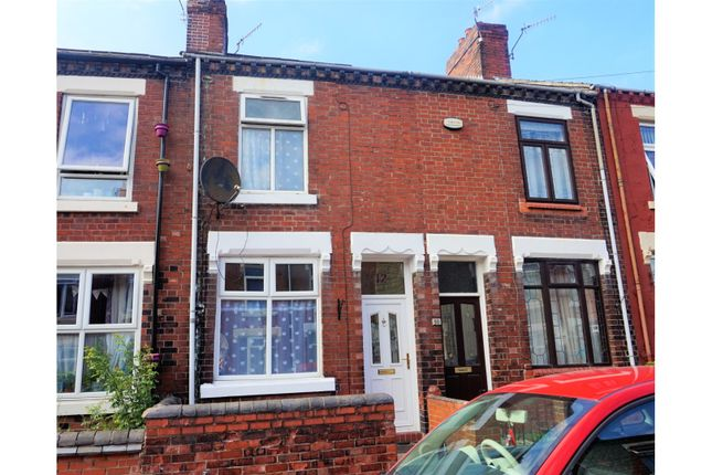 Thumbnail Terraced house for sale in Ladysmith Road, Stoke-On-Trent