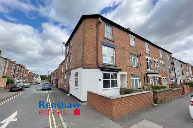 4 bed end terrace house to rent in Station Road, Ilkeston, Derbyshire DE7