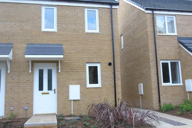 Thumbnail Property to rent in Eastside Quarter, Llanedyrn, Cardiff