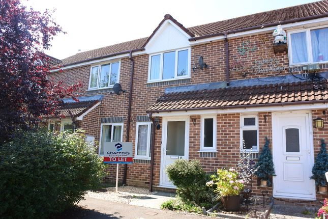 Thumbnail Terraced house to rent in Ivy Close, Gillingham