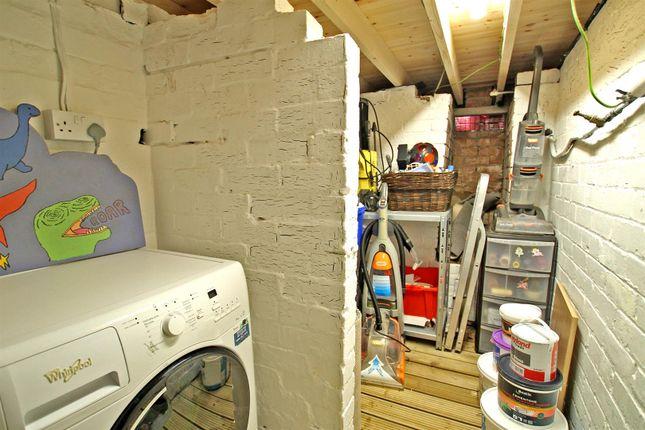 Cellar of Drayton Street, Sherwood, Nottingham NG5