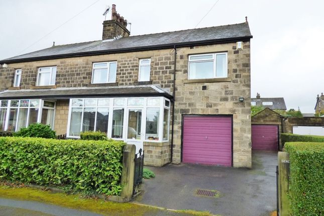 Thumbnail Semi-detached house for sale in Bank Crest, Baildon, Shipley