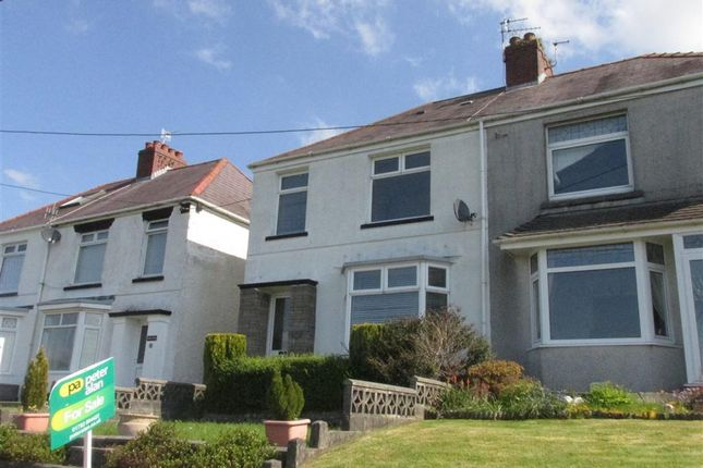 Thumbnail Property to rent in Carmarthen Road, Fforest, Swansea