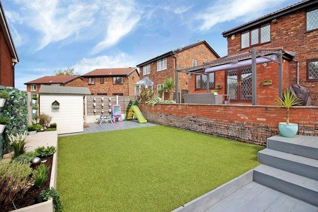 Garden of Brockenhurst Drive, Harwood, Bolton BL2