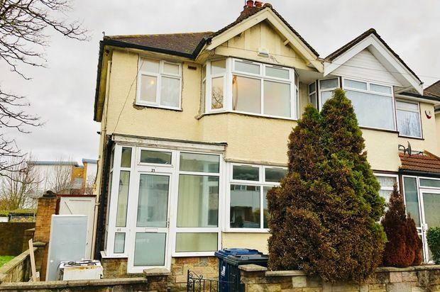 Thumbnail Property to rent in Hillside Road, Southall
