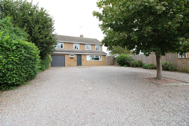 Thumbnail Detached house for sale in Old Leicester Road, Wansford, Peterborough