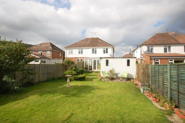 3 bed semi-detached house for sale in Kingshill Park, Dursley