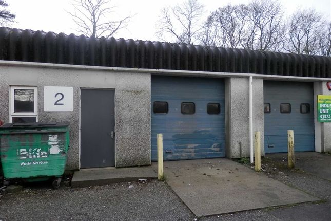 Thumbnail Light industrial to let in Unit 2, Ponsharden Industrial Estate, Falmouth