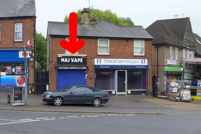 Thumbnail Retail premises to let in Harvil Road, Harefield, Uxbridge