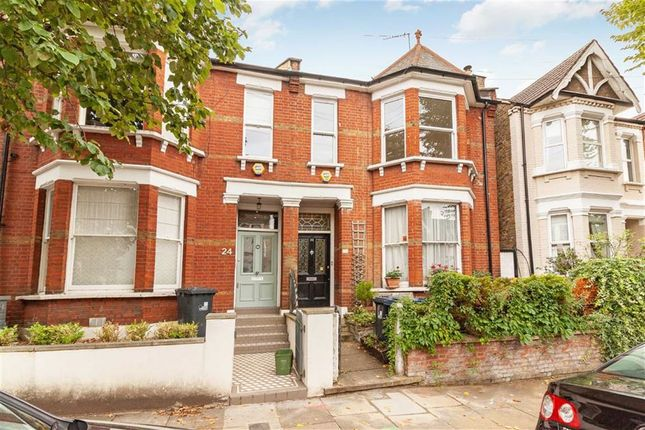 Thumbnail Flat for sale in Grafton Road, London