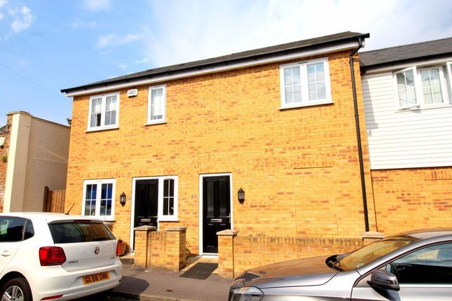 Thumbnail Flat to rent in Cobden Road, Sevenoaks