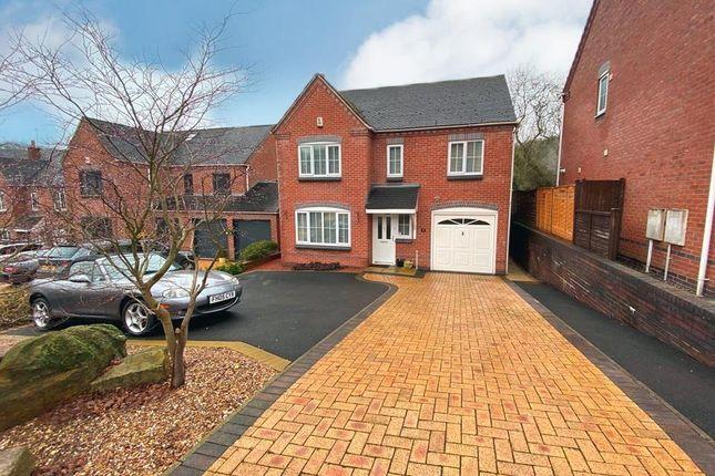 4 bed detached house for sale in Moorlands Road, Ambergate, Belper DE56