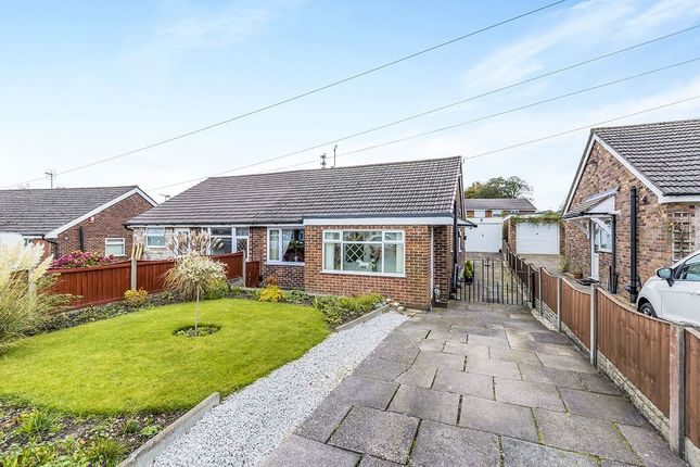 Thumbnail Bungalow for sale in Kennedy Walk, Werrington, Stoke-On-Trent