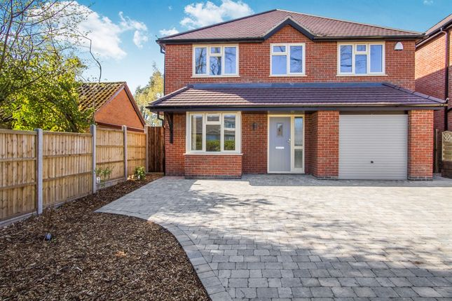 Thumbnail Detached house for sale in Main Street, Botcheston, Leicester