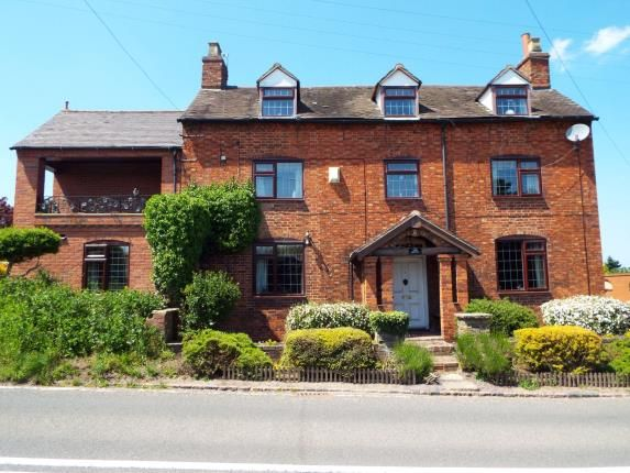 Thumbnail Detached house for sale in Burton Road, Elford, Tamworth, Staffordshire