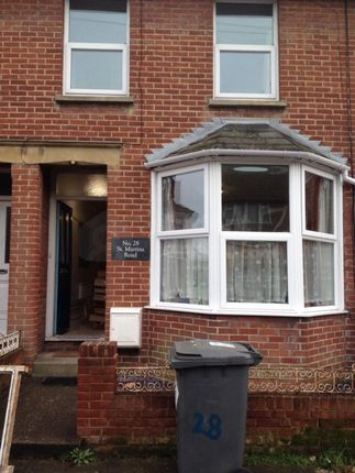 Thumbnail Shared accommodation to rent in St. Martins Road, Canterbury, Kent