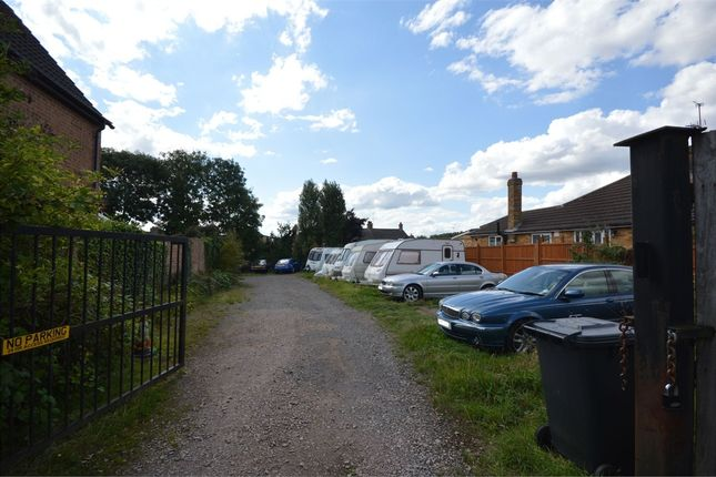 Thumbnail Land for sale in Tann Road, Finedon, Northamptonshire