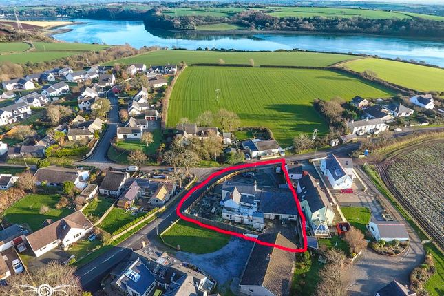 Thumbnail Detached house for sale in Burton, Milford Haven