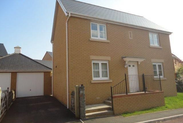 Thumbnail Property to rent in Riverside Drive, Llanfoist, Abergavenny