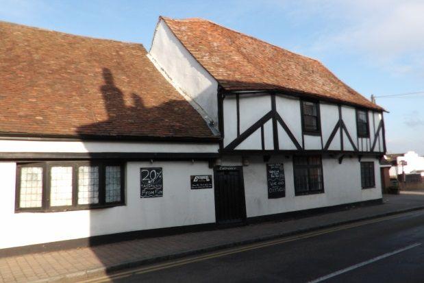 Thumbnail Flat to rent in High Street, Newington, Sittingbourne