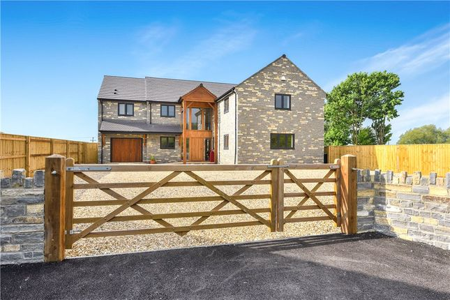 Thumbnail Detached house to rent in Pibsbury, Langport, Somerset