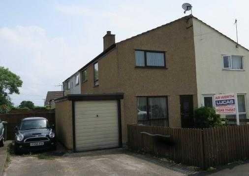Thumbnail Semi-detached house for sale in Tyn Rhos Estate, Gaerwen