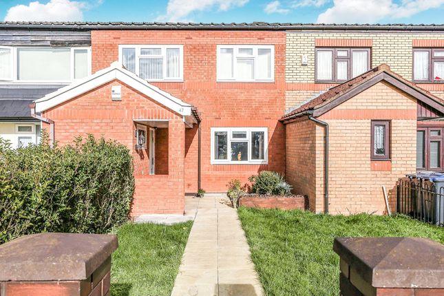 Thumbnail Terraced house for sale in Renfrew Square, Castle Vale, Birmingham