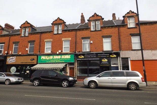 Thumbnail Flat to rent in Heaton Road, Heaton, Newcastle Upon Tyne
