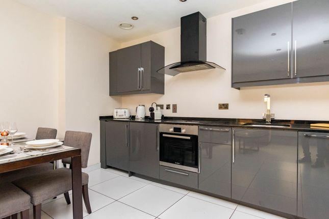 Kitchen Area of Apartment 507, 47, Park Square East, Leeds LS1