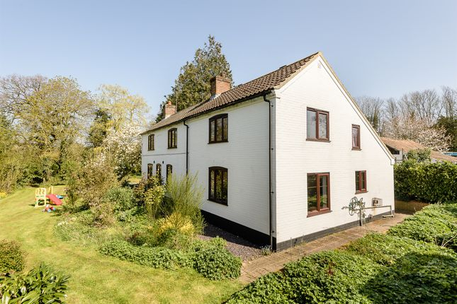 Thumbnail Detached house for sale in Mill Lane, Tunstead, Norwich