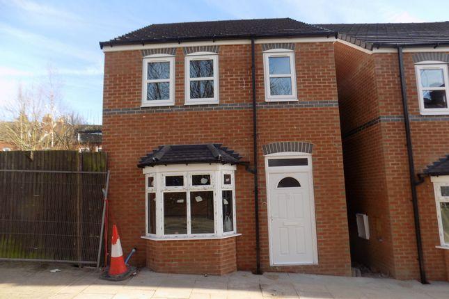 Thumbnail Detached house for sale in Green Lane, Handsworth, Birmingham