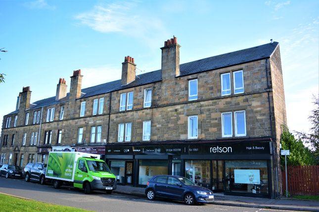 Thumbnail Flat to rent in Muirhall Road, Larbert, Falkirk
