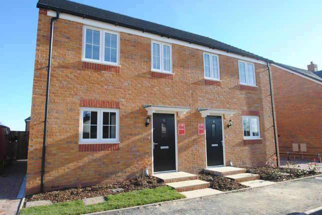 3 bed semi-detached house for sale in Geston Place, Twyning, Tewkesbury